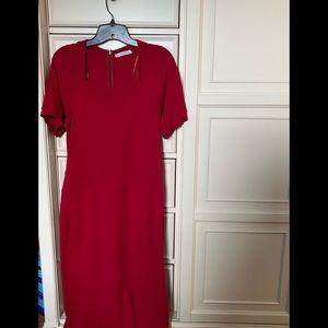 Mikarose red dress